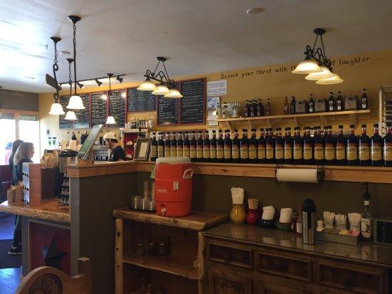 Cabin Coffee Co Breckenridge Menu