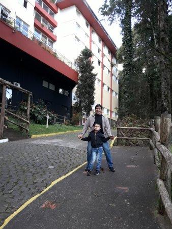 Hotel Continental Canela: Frente del Hotel