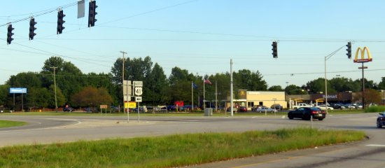 McDonald's in Sullivan, Indiana