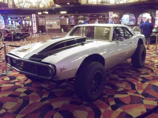 Jean, NV: Fast & Furious Movie Car - 1967 Camero Z28