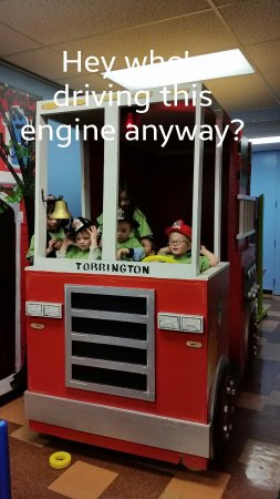 Torrington, Коннектикут: Fire Engine