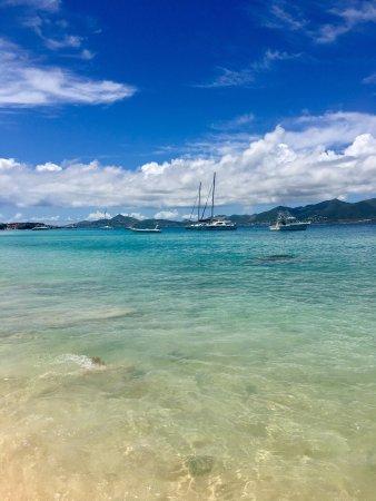 bahía de Simpson, St. Maarten: Wonderful day at sea!