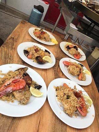 Cafe Du Jardin: Cuisine eT plats proposés au jardin !!