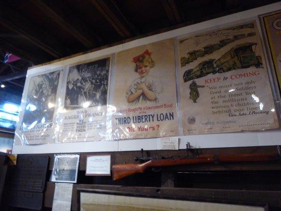 Strasburg, VA: Bond Posters