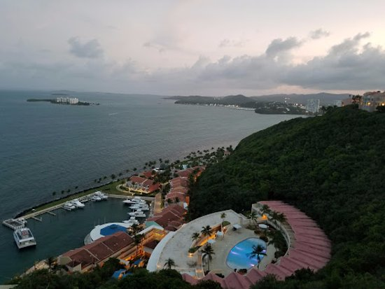El Conquistador Resort, A Waldorf Astoria Resort: View from my balcony