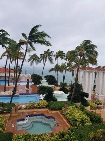 El Conquistador Resort, A Waldorf Astoria Resort: As hurricane Irma Approaches.