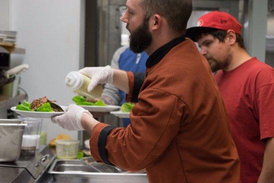 Spokane Valley, WA: Chef Steve Jensen