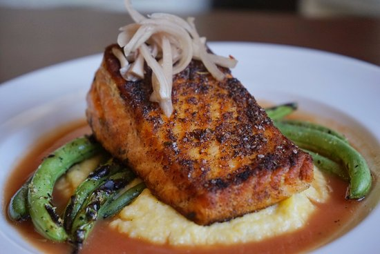 Spokane Valley, WA: Fresh King Salmon Special