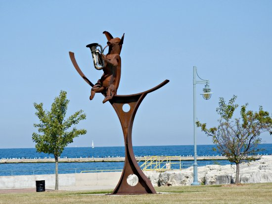 Kenosha Sculpture Walk