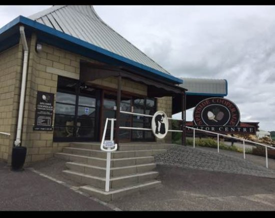 Rothes, UK: visitor centre there
