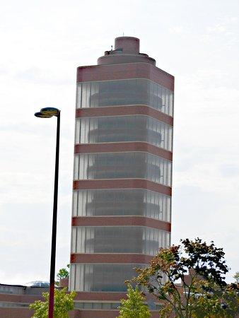 SC Johnson Headquarters: SC Johnson tower