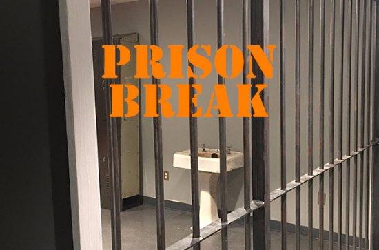 601 Escape Rooms: Prison Break