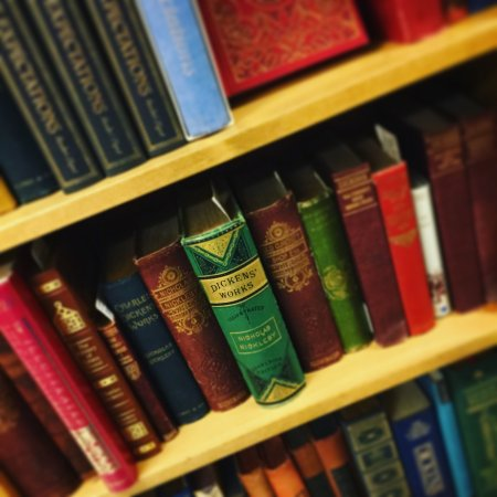 Russell Books - Picture of Russell Books, Victoria - TripAdvisor