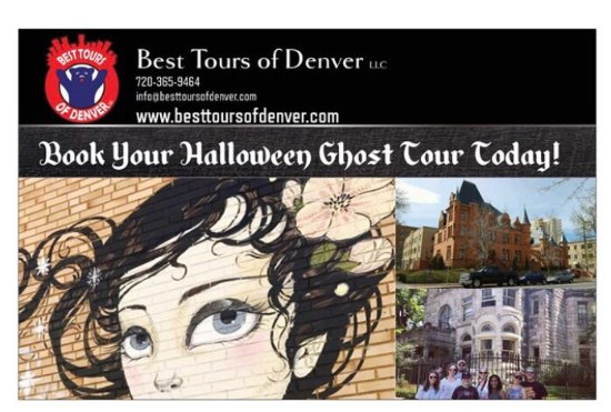Downtown Denver Ghost Tours