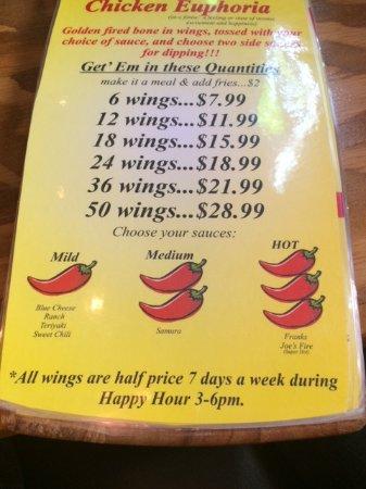 East Wenatchee, WA: Happy Hour