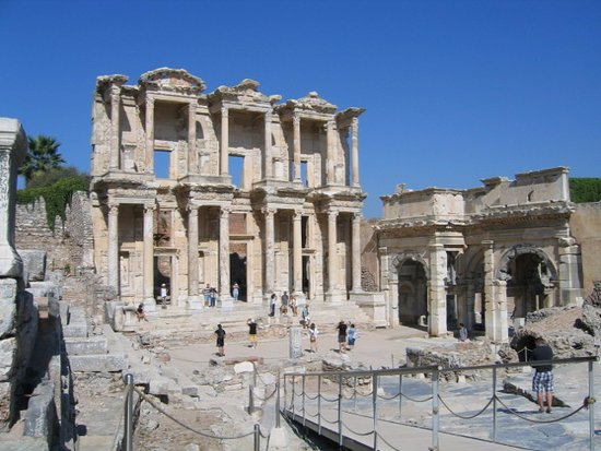 Atlantique Holiday Club: Ephirus, ancient Roman city -p worth a visit