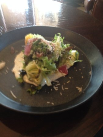 Boonville, MO: wonderful salad!!