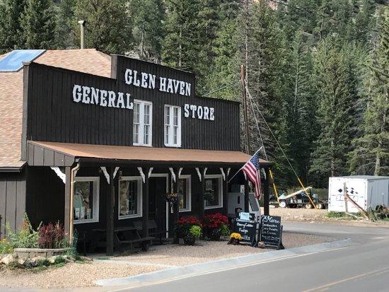 The renewed (once again) Glen Haven General store