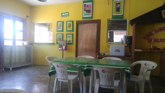 Ciudad Acuna, Mexico: inside