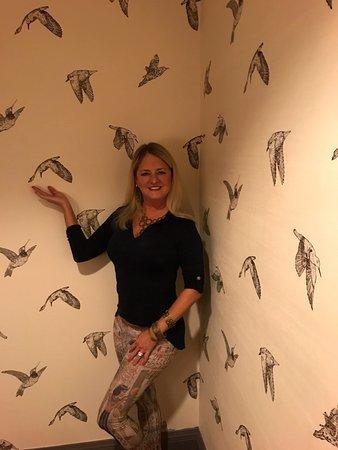 For The Tv Show Portlandia Lovers Put A Bird On It Picture Of Kimpton Hotel Monaco Portland Tripadvisor