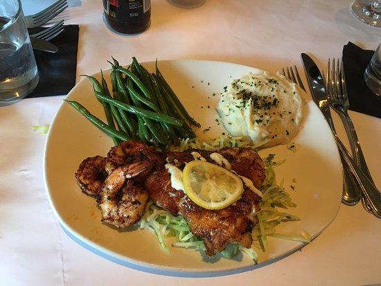 Bonefish grill fredericksburg menu prices restaurant for Fish bone grill menu