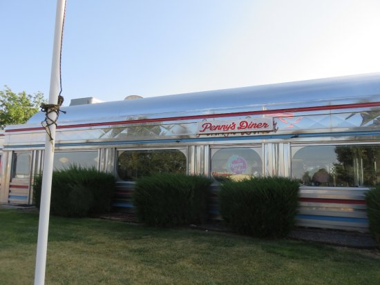 Vaughn, NM: Penny's diner takes you back in time