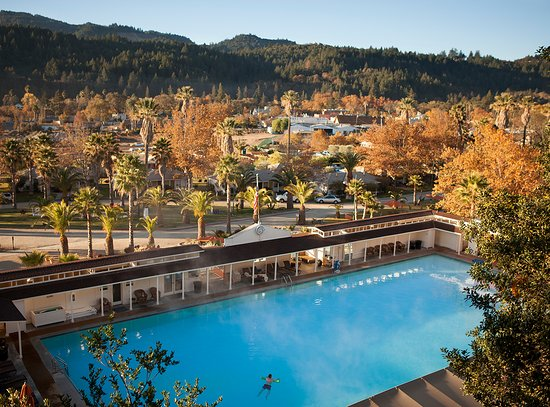 Indian Springs Resort And Spa Calistoga Ca Reviews