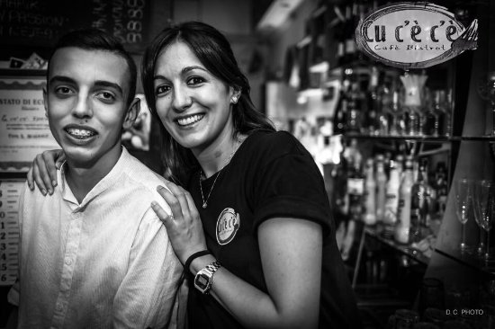 Floridia, Italia: Cu C'e C'e Cafe Bistrot