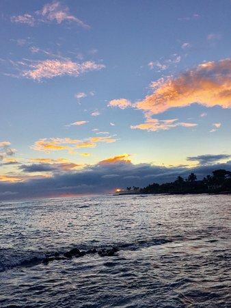 Sunset 9 06 17 Beach House Kauai Picture Of Beach House