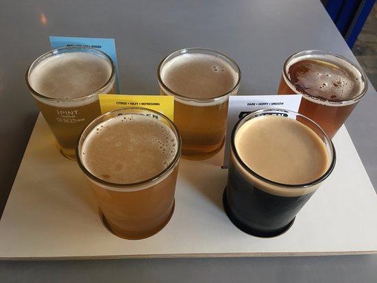 Camden Brewery Bar