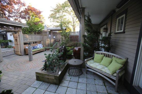 Carpe Diem Guesthouse & Spa: giardino esterno