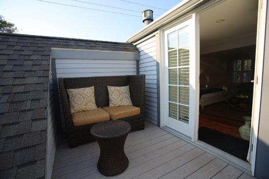 Carpe Diem Guesthouse & Spa: ingresso camera con balcone