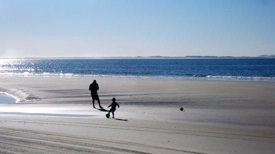 Amity, Australia: Beaches within walking distance