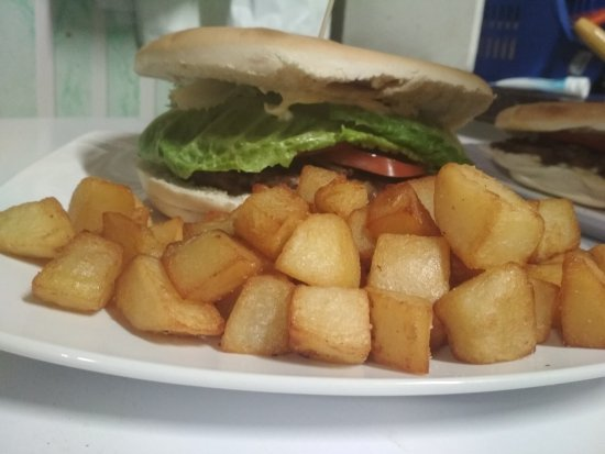La Junta, Chile: Kofketun, Comida Rapida Gourmet