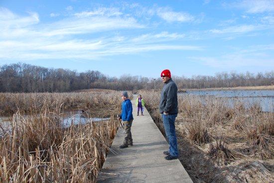 Edwardsville, IL: trail