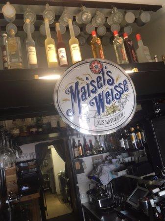 Thredbo Village, Australia: wide selection of beers, wines, schnapps