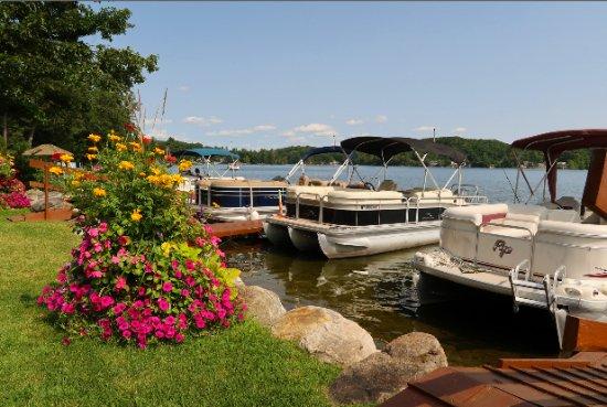 Docksider Restaurant Lake George