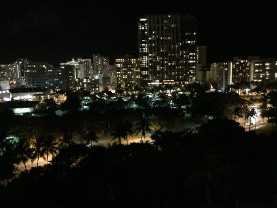 Hale Koa Hotel: From the balcony - 10th floor