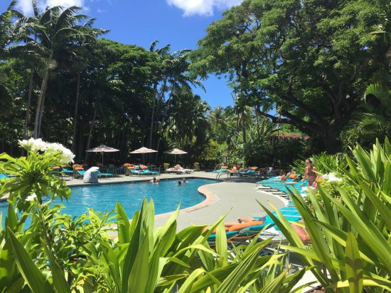 Hale Koa Hotel: Mali pool