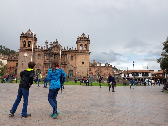 Plaza de Armas Cusco Hotel: 20161015_150547_large.jpg