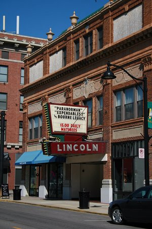 ‪Lincoln Theater‬