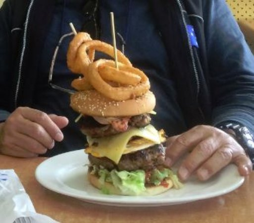 Wynyard, Australia: Noah's Hamburger