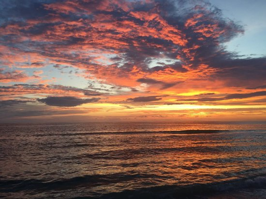 Casa del Mar Beach Resort: best sunsets in the world