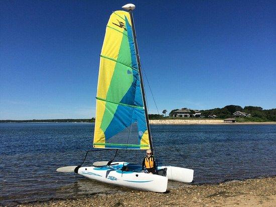 Harwich, MA: Sailing Lessons! #Downcape