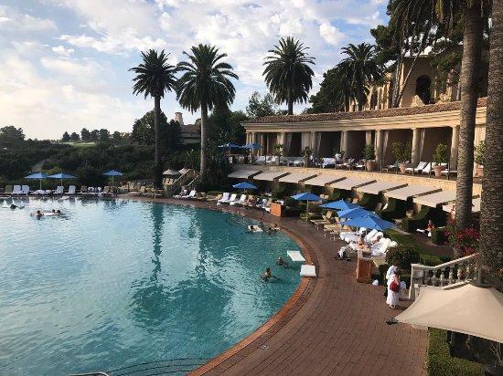 Coliseum Pool At Pelican Hills Resort Picture Of Andrea