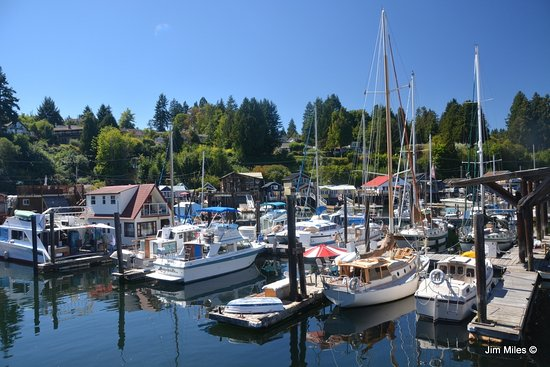 Cowichan Bay Photo