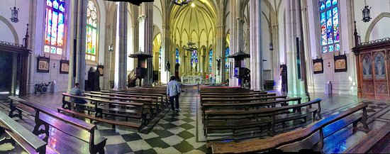 Catedral de São Pedro de Alcântara: Interior da Catedral São Pedro de Alcântara Petrópolis Rio de Janeiro Brasil