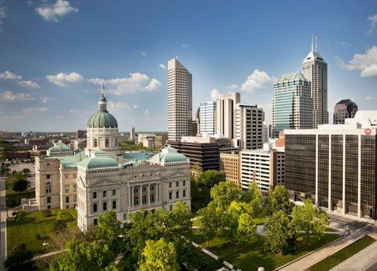 The Westin Indianapolis: Downtown Indianapolis