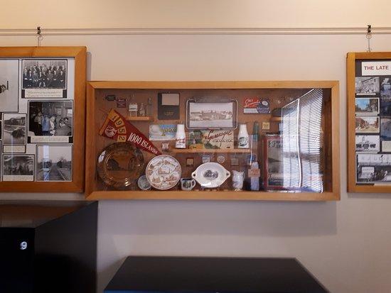 กันนานอก, แคนาดา: objets du passé