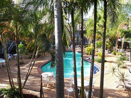 Elanora, أستراليا: Nice pool area